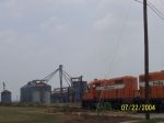 PDRR train passes old Cargill plant